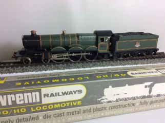 Wrenn W2400 Castle Limited Edition Great Western BR
